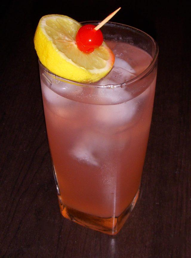 Калифорнийский лимонад