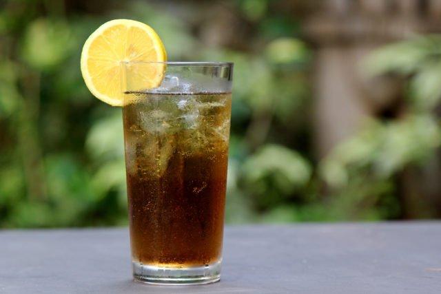 Ледяной чай Лонг Айленд