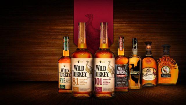 Виски wild turkey