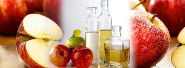 Яблочный уксус при отравлении