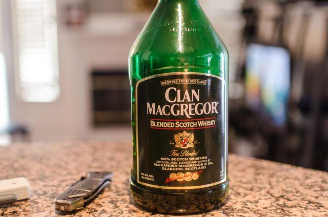 виски Клан МакГрегор