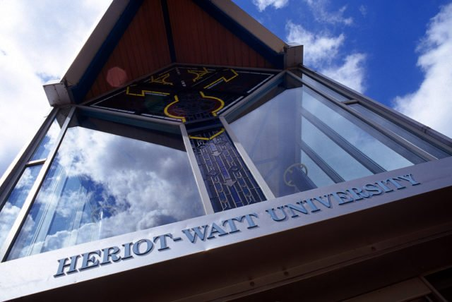 университет Heriot Watt University
