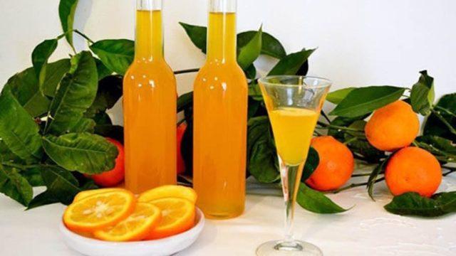 Польза апельсинового ликера