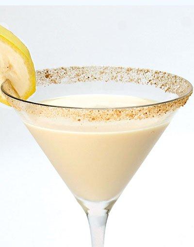 Сливочно-банановый Амаретто