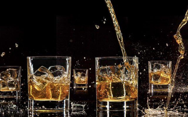Виски и вода