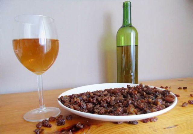 Изюмное вино