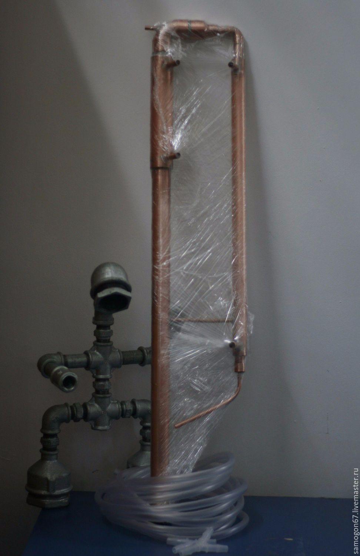 Укрепляющая колонна для самогонного аппарата своими коптильня горячего копчения купить цена видео