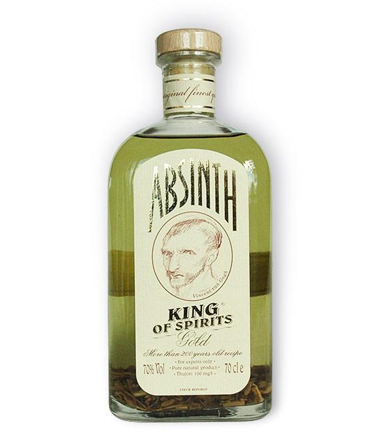 Абсент король духов