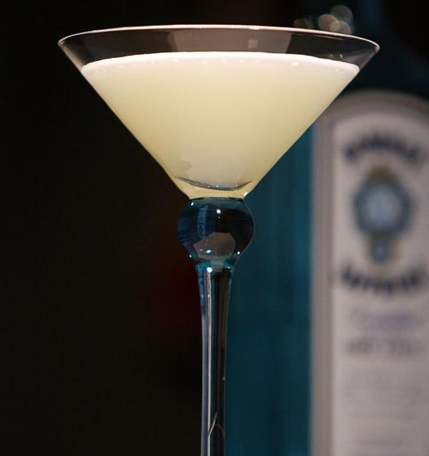 Белая леди коктейль рецепт