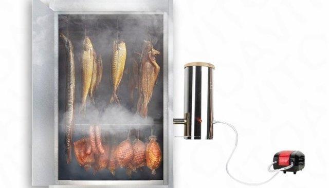 Дымогенератор Hobbi Smoke: характеристики, инструкция по работе
