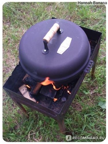 Коптильня Firewood: характеристики, плюсы и минусы, отзывы