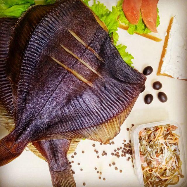Копчение камбалы, простые и популярные рецепты