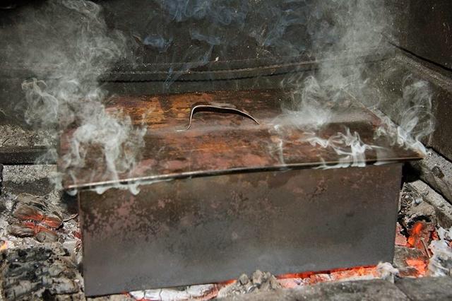 Стерлядь горячего и холодного копчения, рецепты для дома