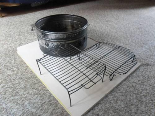 Как сделать коптильню из медицинского бикса, инструкция для сборки