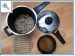 Как сделать коптильню для дома из скороварки, простой способ