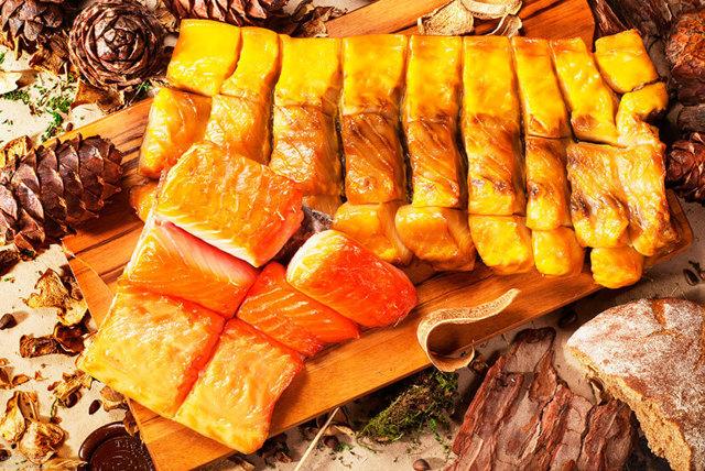 Копчение рыбы нототения горячим и холодным способом, тонкости