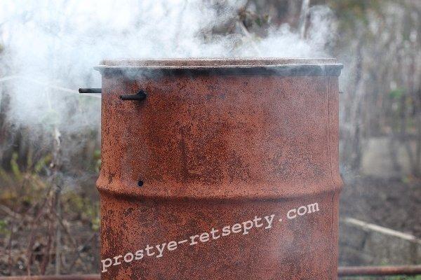 Куриная грудка холодного и горячего копчения, простые рецепты