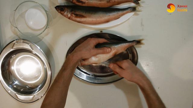 Копчение красноперки горячим и холодным способом, рецепты