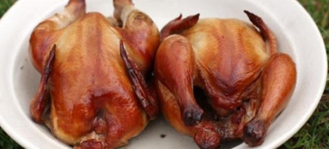 Как коптить птицу в домашних условиях, советы мастеров