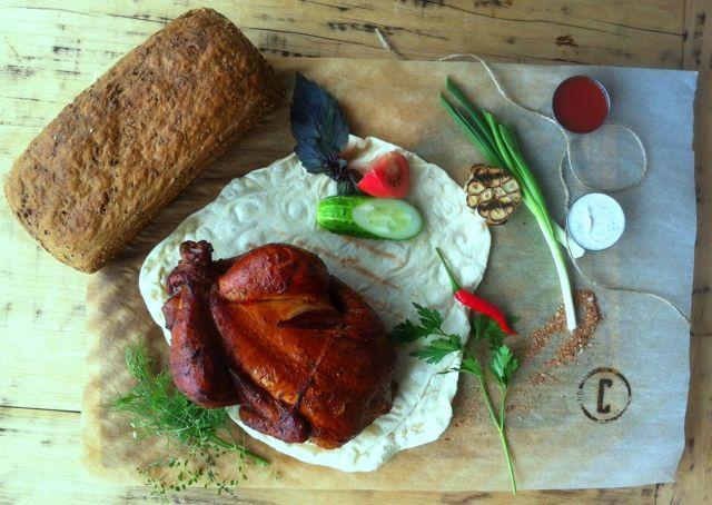 Как закоптить курицу горячего копчения в домашних условиях