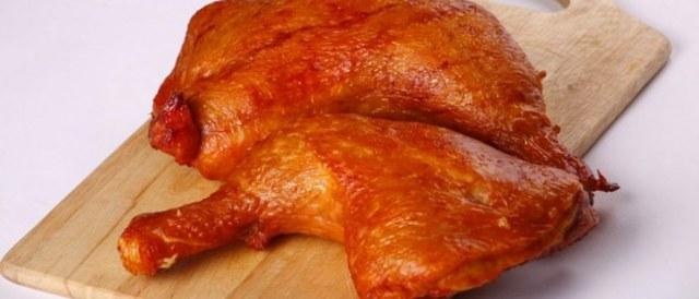 Как закоптить куриные окорочка в домашних условиях