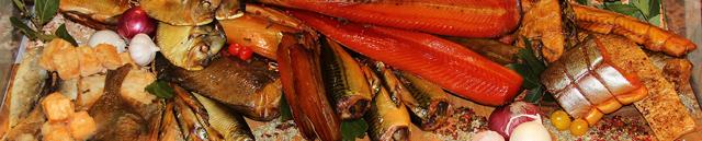 Копчение рыбы голавль в коптильне и другими способами