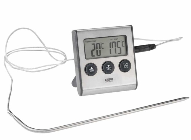 Термометр для коптильни: функции, устройство, разновидности