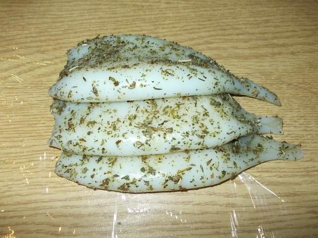 Копчение кальмара в домашних условиях, опыт мастеров