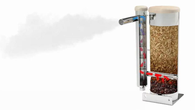 Дымогенератор Меркель: описание, модели, принцип работы