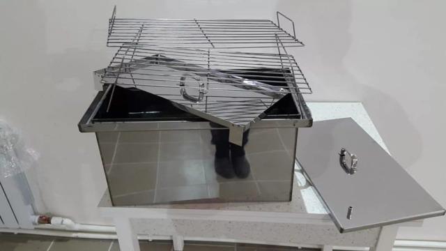 Коптильня с гидрозатвором своими руками, простая технология