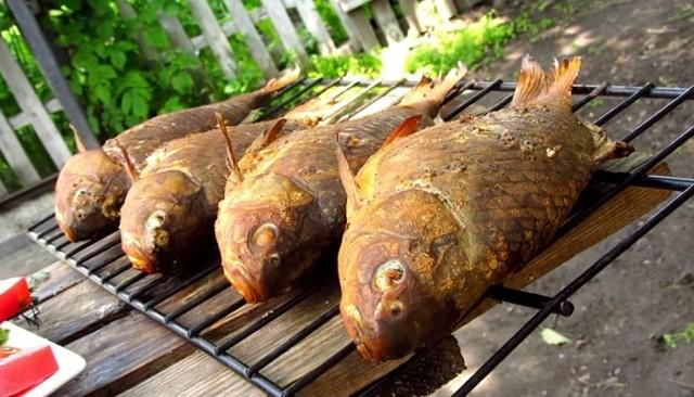 Горечь в рыбе домашнего копчения: причины и ошибки