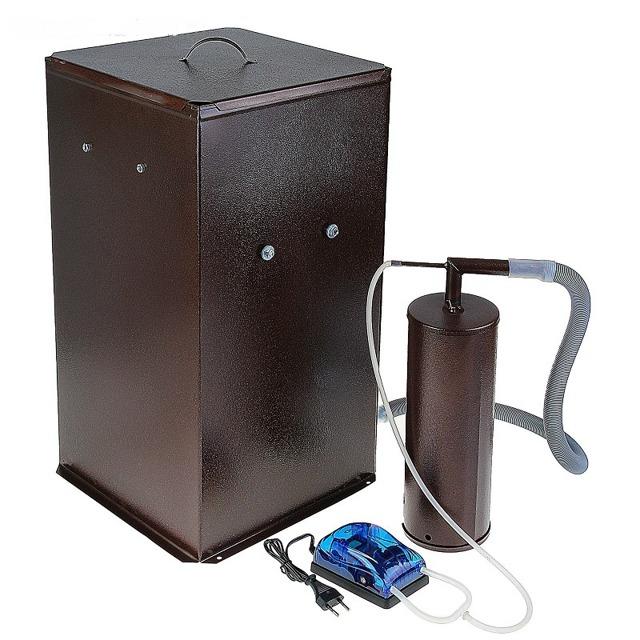 Коптильни Дым Дымыч: характеристики, модели, отзывы