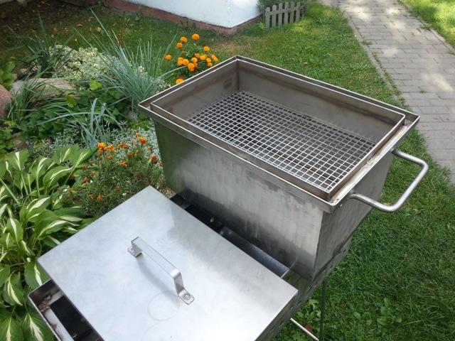 Коптильни Ольховый дым: технические характеристики, отзывы